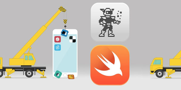 The Complete iOS Game Course Using SpriteKit and Swift 3 - Product Image