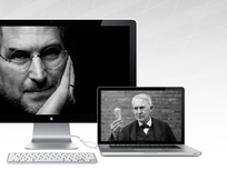 The Masters Of Innovation: From Tom Edison To Steve Jobs - Product Image