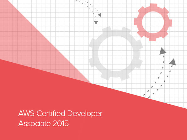 AWS Certified Developer - Associate 2015 - Product Image