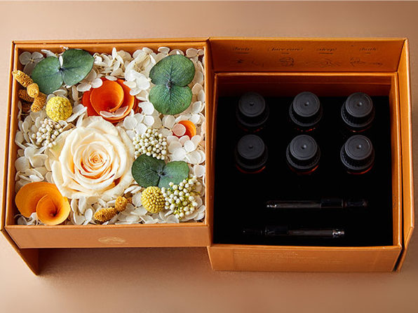 Flower Essential Oils Set