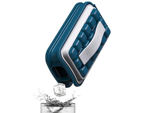 Icebreaker Pop: Ice Cube Tray Mold (Blue)