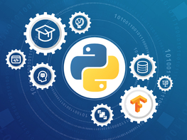 Machine Learning with Python Course and E-Book Bundle