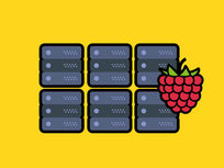 Cluster Pi: Build a Raspberry Pi Beowulf Cluster - Product Image