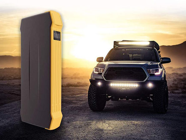 Autowit 12V Portable No-Battery Car Jump Starter