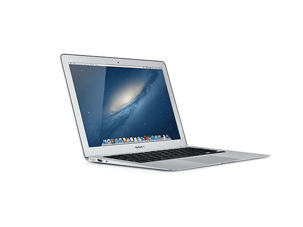 "Apple MacBook Air 11.6"" 128GB WiFi Silver (Certified Refurbished)"