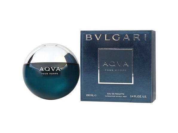BVLGARI AQUA by Bvlgari EDT SPRAY 3.4 OZ for MEN  100% Authentic - Product Image