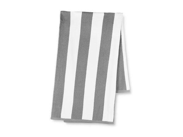 Anatalya Classic Resort Beach Towel (Grey)