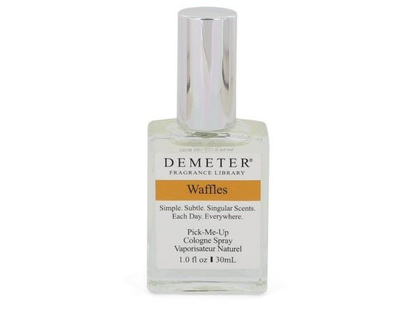 Demeter Waffles by Demeter Cologne Spray (unboxed) 1 oz - Product Image