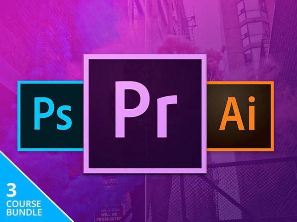 Adobe CC Essentials Training Bundle