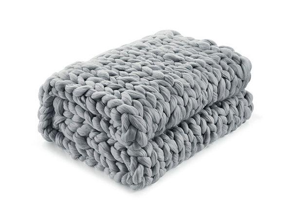Cozy Tyme Manon Chunky Knit Throw