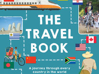 The Travel Book - Product Image