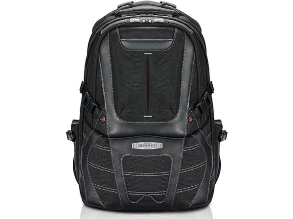 Everki 40839 Imported Concept 2 Premium 17.3inch Laptop Backpacks - Black (Used, No Retail Box)