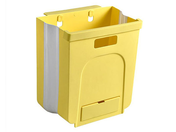 Kitchen Hanging Foldable Trash Can