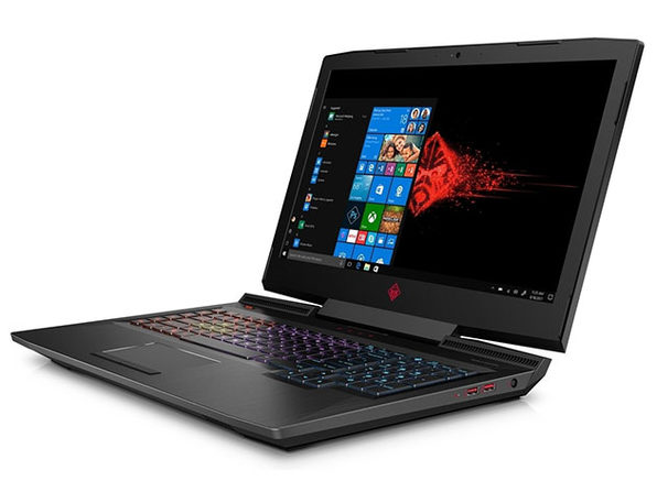 "HP OMEN 15"" Laptop Core i7, 1TB HDD + 256GB SSD (Certified Refurbished)"