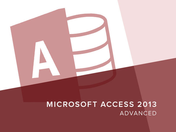 MS Access 2013 - Advanced Course - Product Image