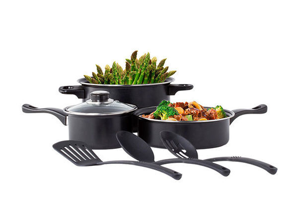 Nonstick Cookware 8-Piece Set