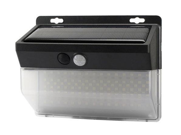 Lumina 206 LED Cluster Lights with Solar Power & Motion Sensor (6-Pack)