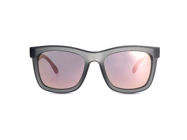 Brooklyn Sunglasses (Grey Pink)
