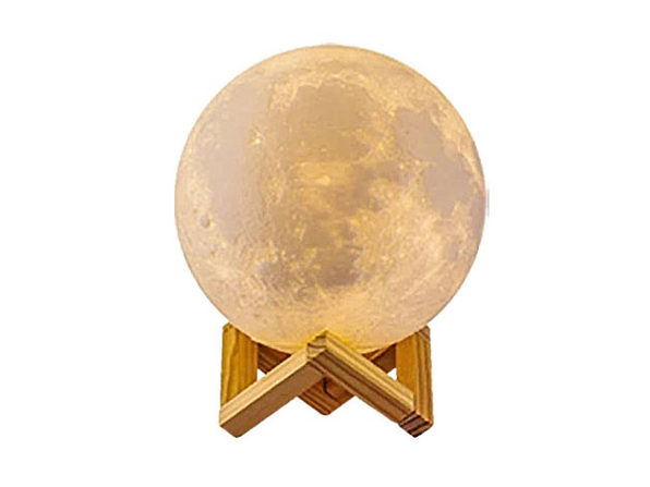 """Love You To The Moon And Back"" Original Moon Lamp"