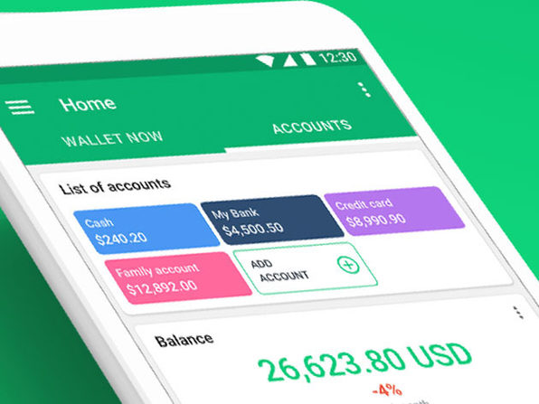 Wallet Personal Budgeting App: Lifetime Subscription