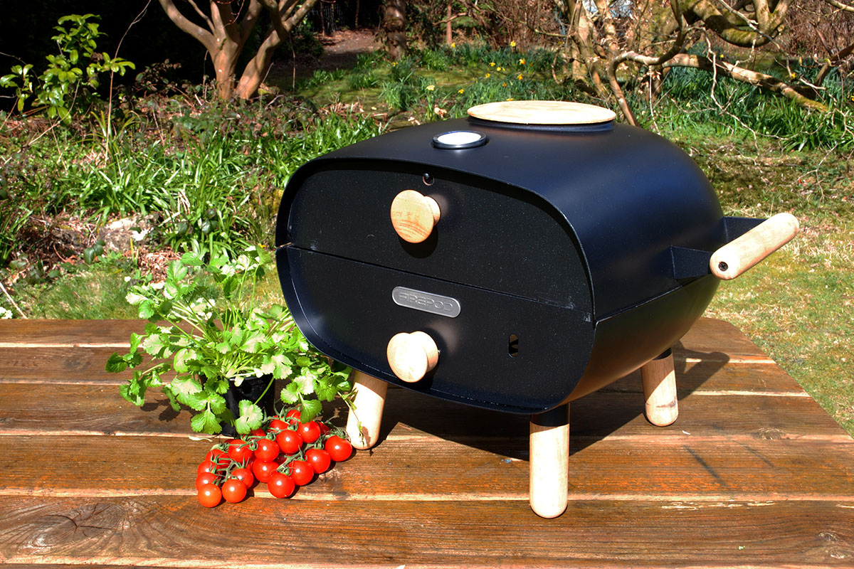 Firepod Bundle: Portable Multi-Functional Pizza Oven + Griddle, on sale for $449.99 (9% off)