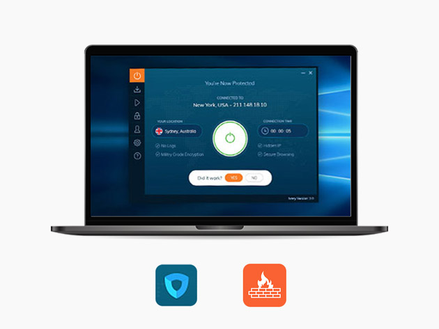 Unblock Content, View Content at Blazing Speeds & Shut Down Hackers with This VPN/Firewall Combo