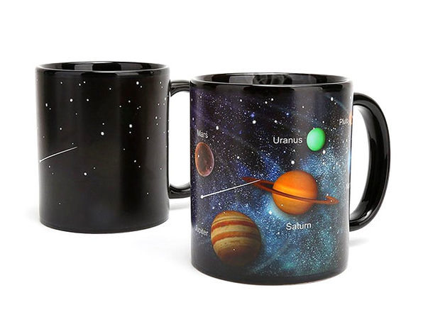 Heat Activated Color Changing Mugs