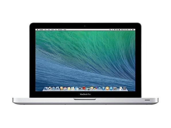 "Apple Macbook Pro 13"" Core i5 16GB RAM 500GB HDD - Silver (Refurbished)"
