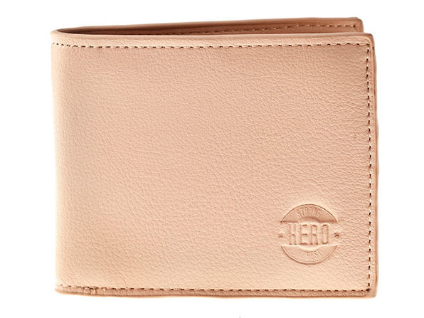 Hero Goods: Garfield Bi-Fold Wallet (Nude)