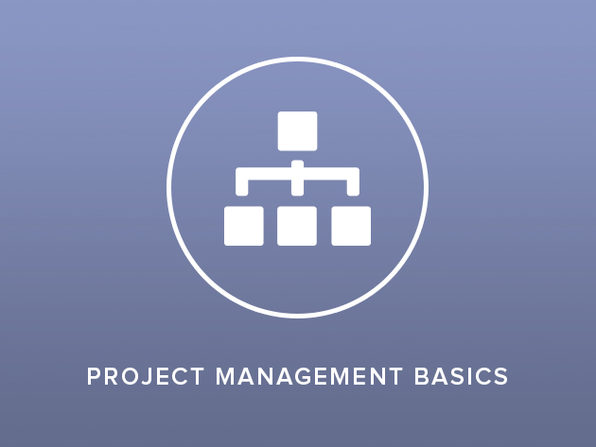 Project Management Basics - Product Image