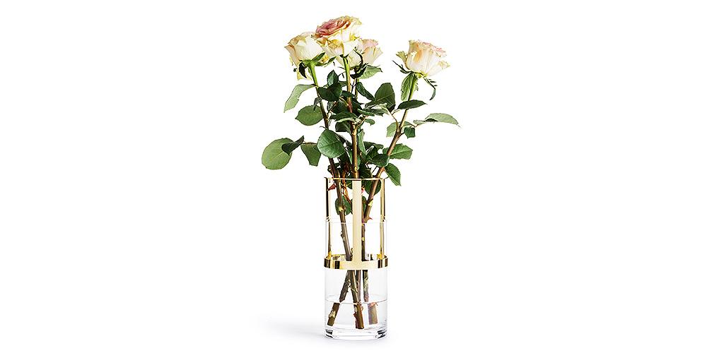 Sagaform Hold Adjustable Vase, on sale for $49.99 (reg. $59)