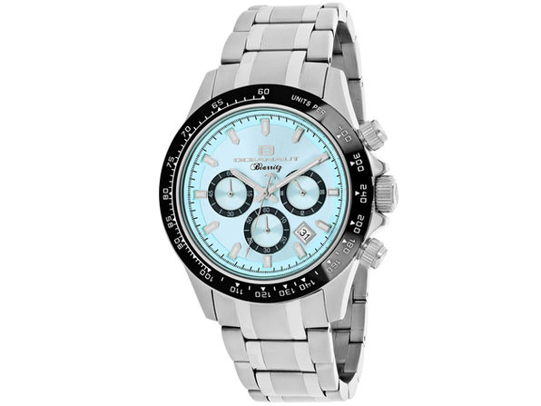 Oceanaut Men's Biarritz Blue Dial Watch - OC6111