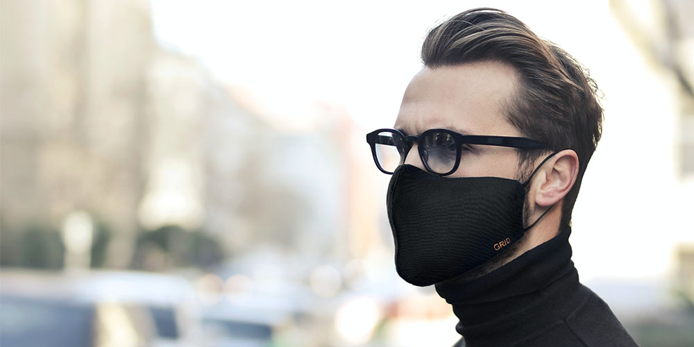 Cooper.Ion Mask, on sale for $19.99 (20% off)