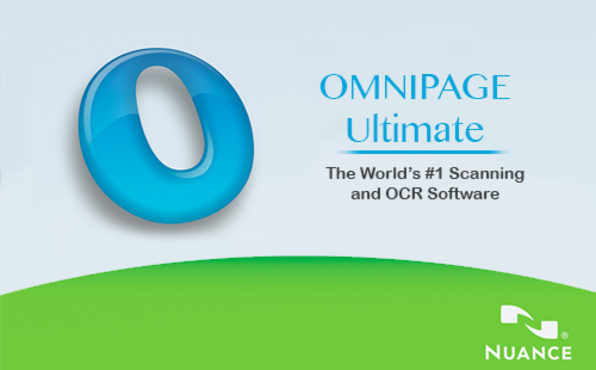 OmniPage Ultimate - Product Image