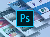 Learn Photoshop, Web Design & Profitable Freelancing in 2019 - Product Image