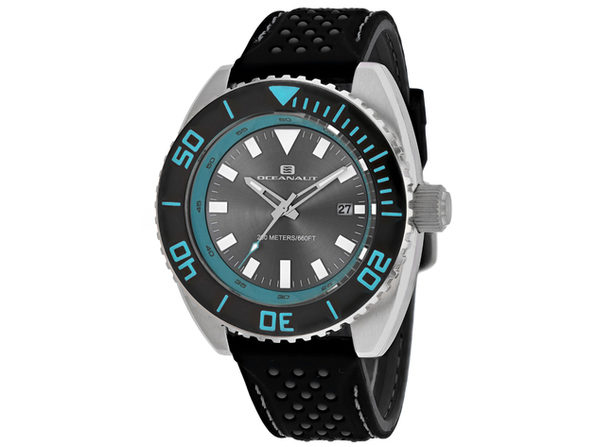 Oceanaut Men's Grey Dial Watch - OC0521