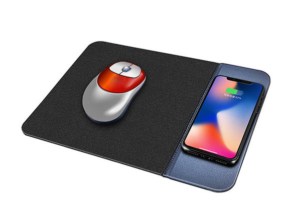 Wireless Charging Mouse Pad for iPhone X/8/8 Plus, Samsung Note - Product Image