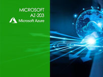 Microsoft AZ-203: Developing Solutions for Microsoft Azure - Product Image