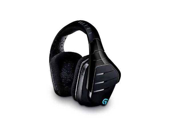 44a5fae8510 Logitech G933 Certified Refurbished Artemis Spectrum Gaming Headset ...