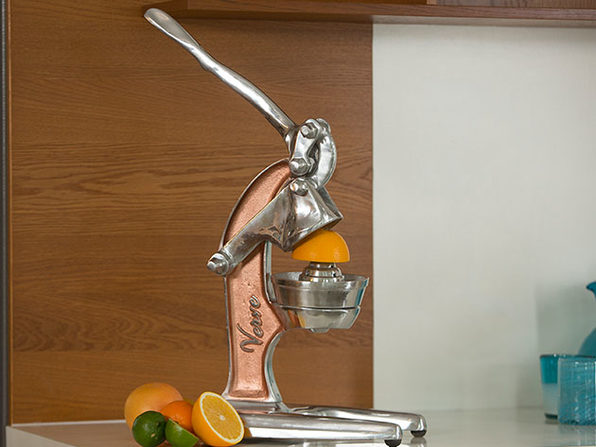 Artisan Citrus Juicer (Rose Gold/Large)