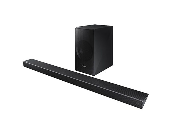 Samsung HW-N650/ZA Panoramic Soundbar (Certified Refurbished)
