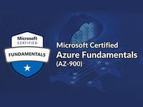 Microsoft Certified Azure Fundamentals (AZ-900) - Product Image