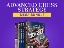 Advanced Chess Strategy Mega Bundle - Product Image