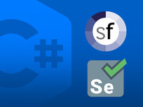 Automate Applications with SpecFlow and Selenium WebDriver in C# - Product Image