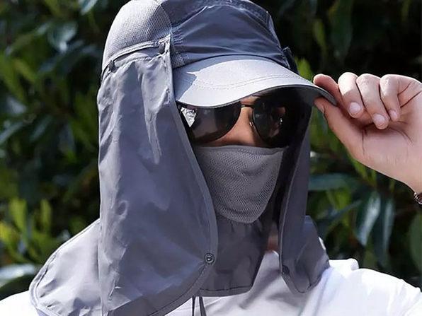 Go Incognito Outdoor Cap (Khaki)
