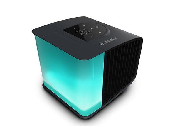 EvaSMART 2: Smart Personal Air Conditioner (Gray)