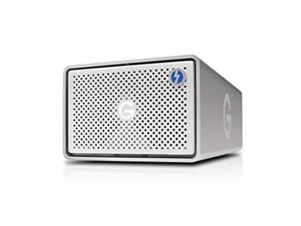 G-Technology 16TB G-RAID with Thunderbolt 2 & USB 3 Removable Dual Drive Storage (Used, Open Retail Box)