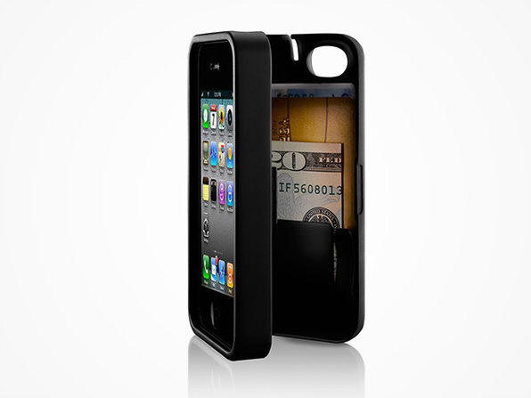huge discount a16b0 7be6a Today's Deal on eyn Wallet Case for iPhone 4/4S | StackSocial