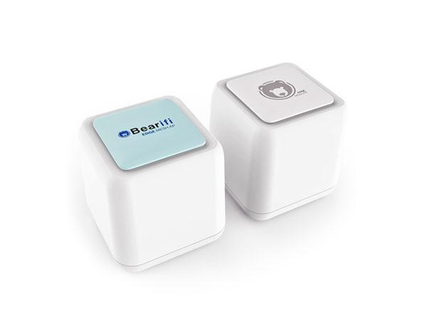 Bearifi Edge Mesh Wi-Fi Extender Bundle: AP & Satellite