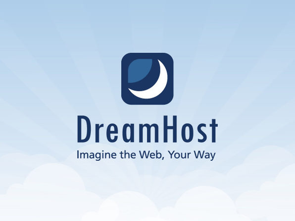 One Year of Shared Webhosting: DreamHost - Product Image
